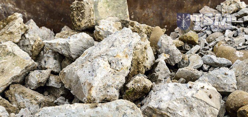 Trieďme odpad správne – drobný stavebný odpad
