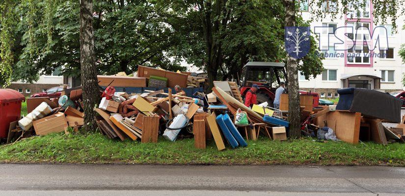 Trieďme odpad správne – objemný odpad