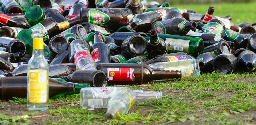 Trieďme odpad správne – sklo