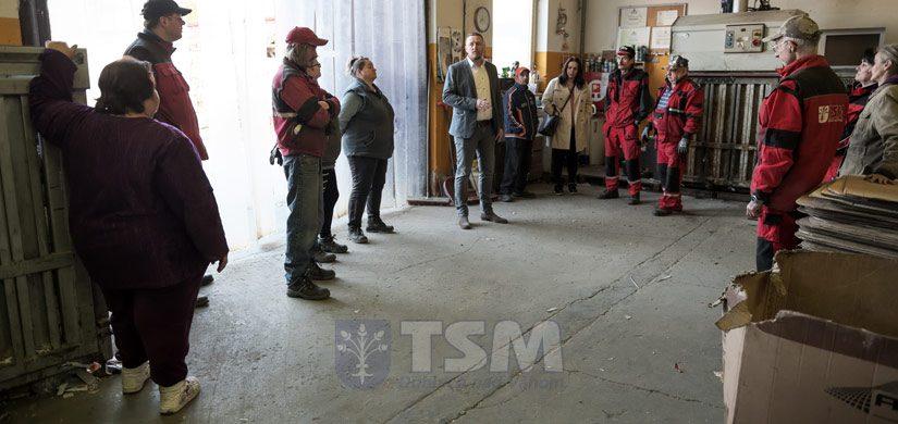 Nový riaditeľ TSM